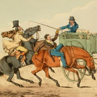 Specimens of Riding Near London. Henry ALKEN.