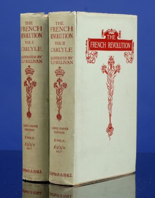 French Revolution, The. Edmund J. SULLIVAN, Thomas CARLYLE