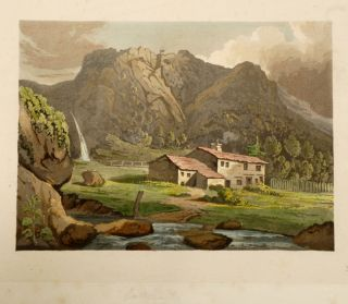 Cumberland, Westmoreland, and Lancashire Illustrated in a Series of Forty-Four Engravings, T. H. FIELDING.