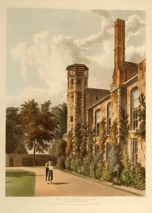History of the University of Cambridge, Its Colleges, Halls, and Public Buildings, A