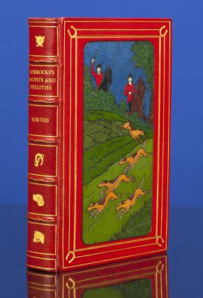 Jorrocks's Jaunts and Jollities. binders BAYNTUN-RIVIÈRE, Henry SURTEES ALKEN, Robert Smith.