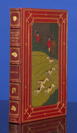 Analysis of the Hunting Field, The. binders BAYNTUN-RIVIÈRE, Henry ALKEN, illustrator, R. S. SURTEES.