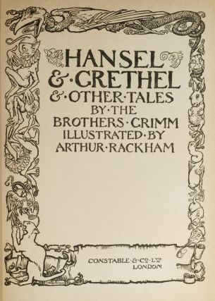 Hansel & Grethel & Other Tales by the Brothers Grimm