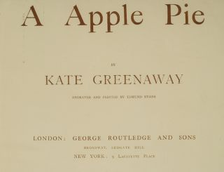 Apple Pie , A