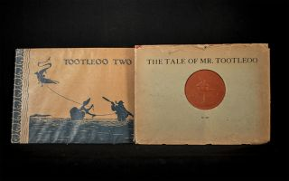 Tale of Mr. Tootleoo, The [and] Tootleoo Two
