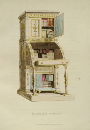 Series Containing Forty-Four Engravings In Colours of Fashionable Furniture, A;