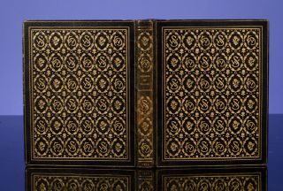Sonnets of William Shakespeare, The. binder ZAEHNSDORF, William SHAKESPEARE