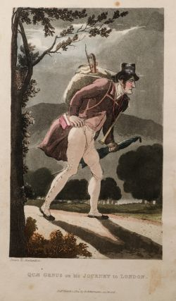History of Johnny Quae Genus, The. Thomas ROWLANDSON, William COMBE