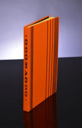 Gogmagog. GOGMAGOG PRESS, David CHAMBERS, Colin FRANKLIN, Alan TUCKER