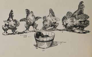 Cats at Play. Louis WAIN, Arthur RACKHAM, H. Officer SMITH, May GLADWIN
