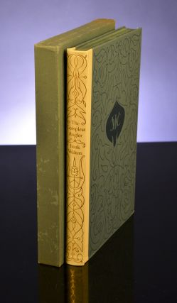 Compleat Angler, The. LIMITED EDITIONS CLUB, Izaak WALTON, Douglas W. GORSLINE
