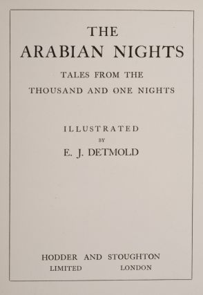 Arabian Nights, The