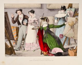 Twenty Four Subjects Exhibiting the Costume of Paris,