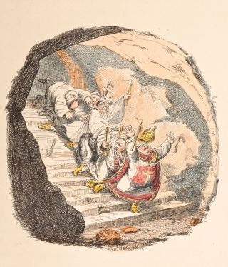 Points of Humour. George CRUIKSHANK.