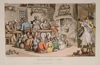 Vicar of Wakefield, The. Thomas ROWLANDSON, Oliver GOLDSMITH