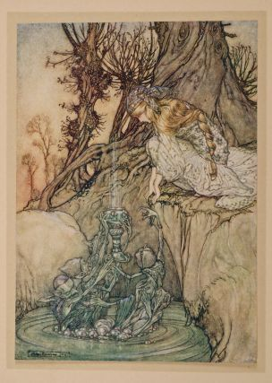 Arthur Rackham's Book of Pictures