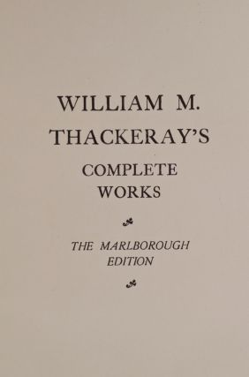 Complete Works of, The