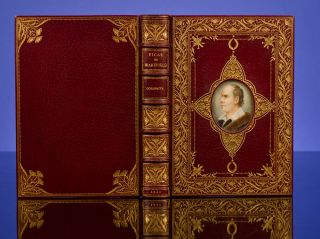Vicar of Wakefield, The. COSWAY-STYLE BINDING, RIVIÈRE, SON, Oliver GOLDSMITH, William...