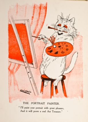 To Nursery Land with Louis Wain