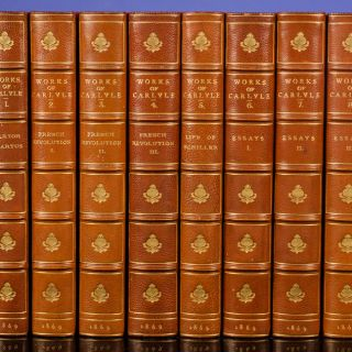 Thomas Carlyle's Collected Works