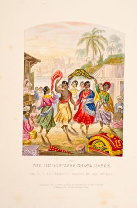 Read's Characteristic National Dances;