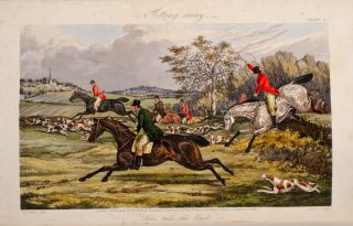 Analysis of the Hunting Field, The. Henry ALKEN, Robert S. SURTEES.