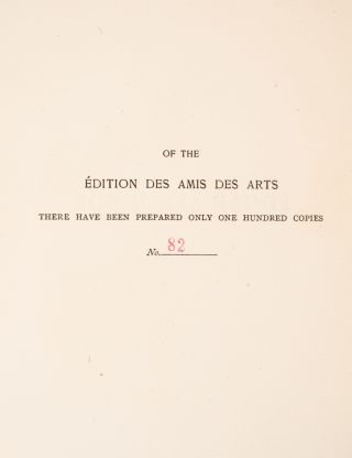 Tales and Poems, The [Édition Des Amis Des Arts].