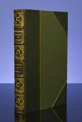 Book of the Thousand Nights and a Night, The [Baroda Edition]