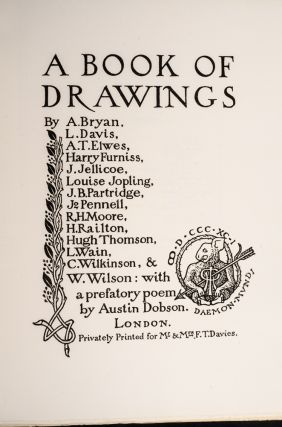 Book of Drawings, A