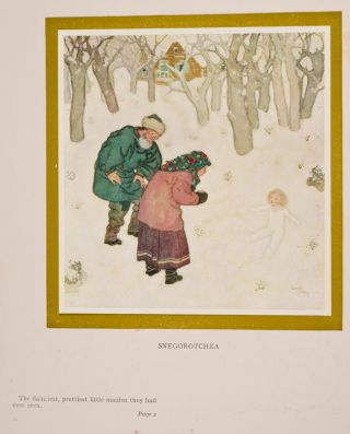 Edmund Dulac's Fairy Book