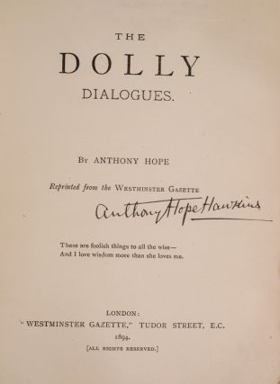 Dolly Dialogues, The