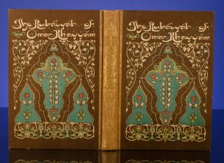 Rubaiyat of Omar Khayyam. Willy POGANY.