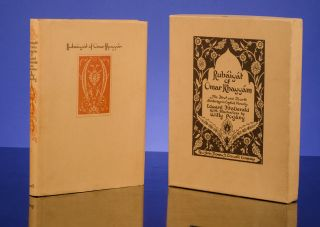 Rubaiyat of Omar Khayyam. Willy POGANY, Edward FITZGERALD