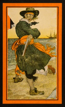 Buccaneers Rough Verse, The. Howard PYLE, illustrator, Don C. SEITZ.