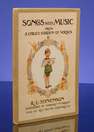 Songs With Music. Margaret W. TARRANT, Robert Louis STEVENSON, Thomas CRAWFORD.