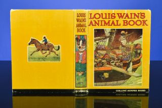 Louis Wain's Animal Book. Louis WAIN.