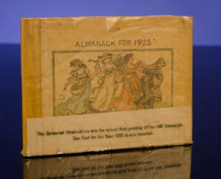 Kate Greenaway's Almanack for 1925 [together with] Kate Greenaway's Almanack for 1926 [together with] Kate Greenaway's Almanack for 1927. Kate GREENAWAY.