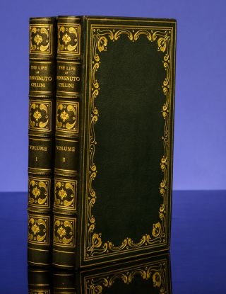 Life of Benvenuto Cellini written by himself, The. Benvenuto CELLINI, John Aldington SYMONDS