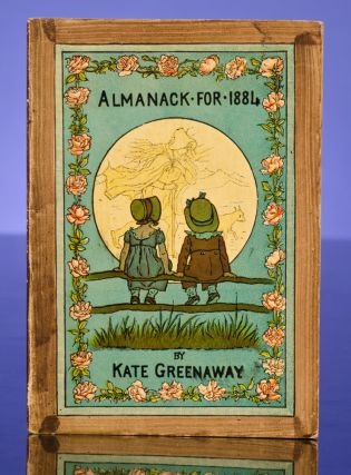 Almanack for 1884. Kate GREENAWAY.