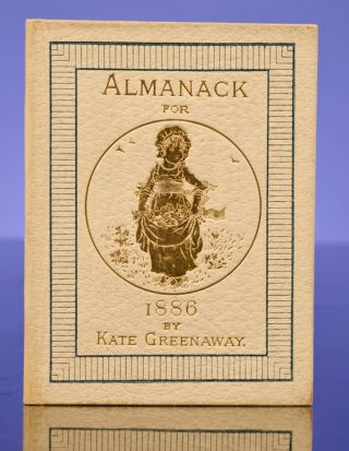 Almanack for 1886. Kate GREENAWAY.