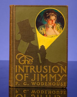 Intrusion of Jimmy, The. P. G. WODEHOUSE