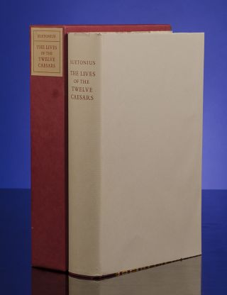 Lives of the Twelve Caesars, The. SUETONIUS, Gaius Suetonius Tranquillus, LIMITED EDITIONS CLUB,...