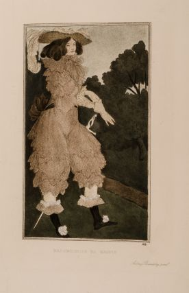 The Early Work of Aubrey Beardsley [With:] The Later Work of Aubrey Beardsley [And with:] The Uncollected Work of Aubrey Beardsley