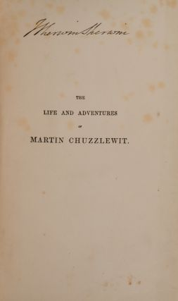 Life and Adventures of Martin Chuzzlewit, The
