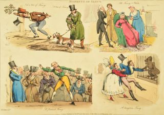 Moments of Fancy and Whim by Henry Alken