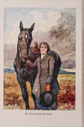 Black Beauty. Anna SEWELL, Lucy KEMP-WELCH, Illustrator, binder BATNTUN-RIVIÈRE.