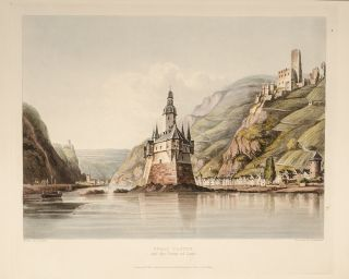 Picturesque Tour along the Rhine, from Mentz to Cologne…, A