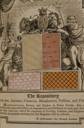 Repository of Arts, Literature, Commerce, Manufactures, Fashions, and Politics, The. Rudolph...