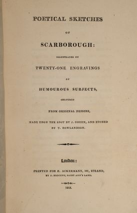 Poetical Sketches of Scarborough: