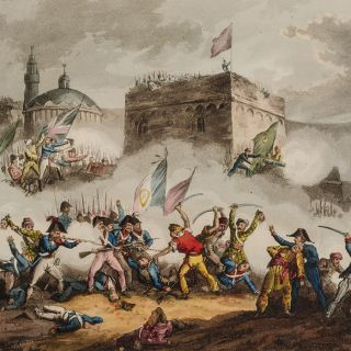 Martial Achievements of Great Britain and Her Allies; from 1799 to 1815, The. James JENKINS, William HEATH, artist.